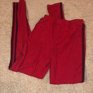 Red Rue 21 leggings